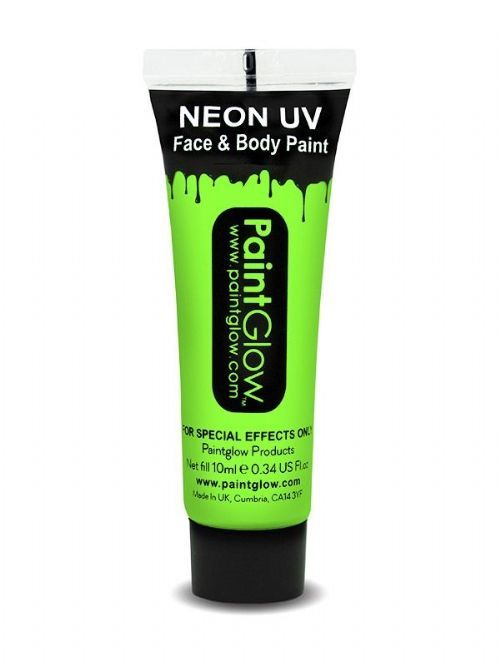 Neon UV - Face and Body Paint - Green